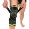Sport térdszorító stabilizáló pántokkal (S-es méret)