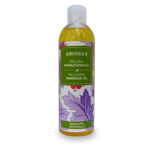 Aromax Relaxa masszázsolaj 250 ml