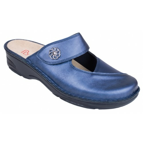 Berkemann Heliane papucs kék