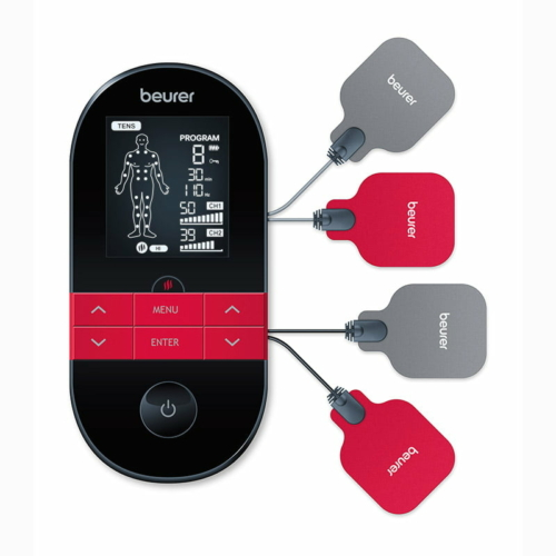 Beurer EM 59 HEAT digitális TENS/EMS készülék melegítő funkcióval