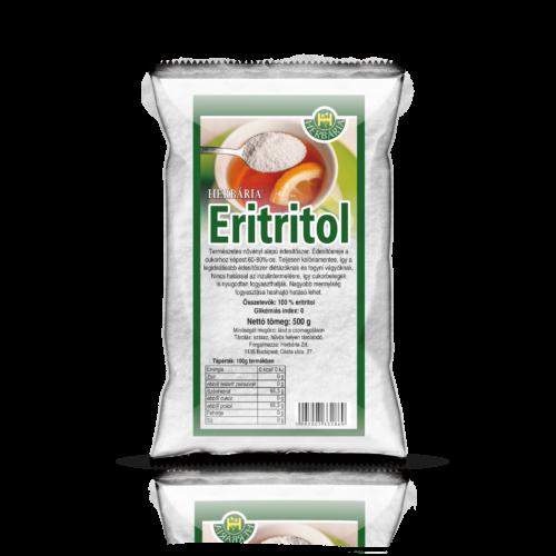 Herbária Eritritol