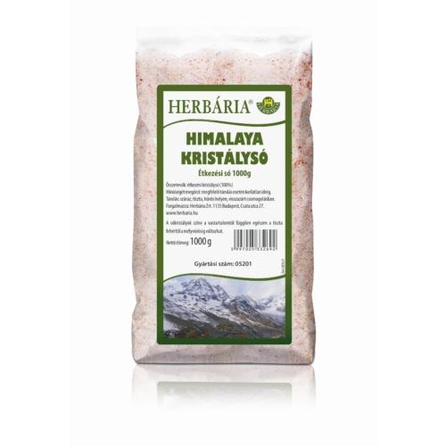 Herbária Himalaya kristálysó