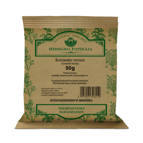 Herbária Koriander termés 50g