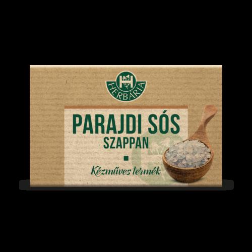 Herbária Parajdi sós szappan