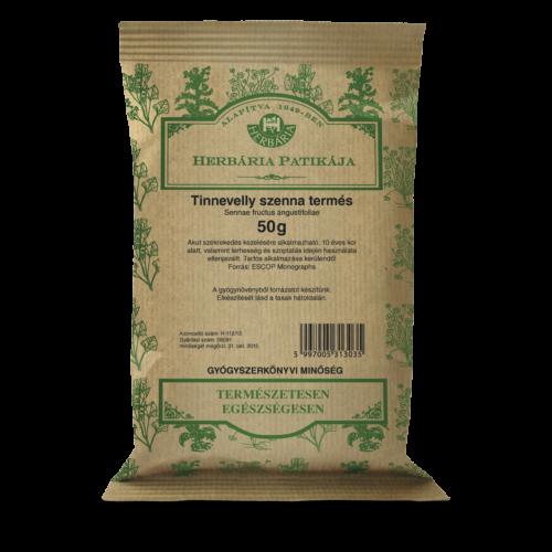Herbária Tinnevelly szenna termés  50g