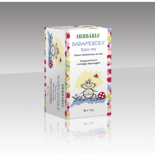 Herbária Babamosoly Baba tea, filteres