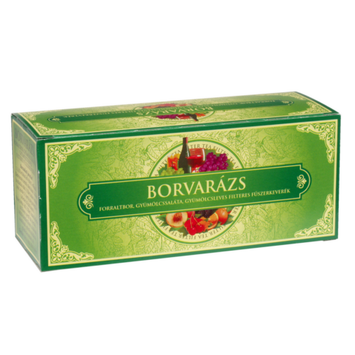 Herbária Borvarázs filter 25 db