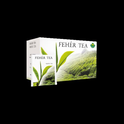 Herbária Fehér tea filteres 25db
