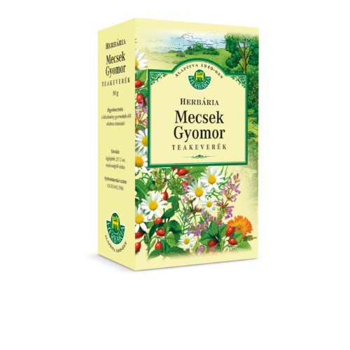 Herbária Mecsek Gyomor teakeverék 50g