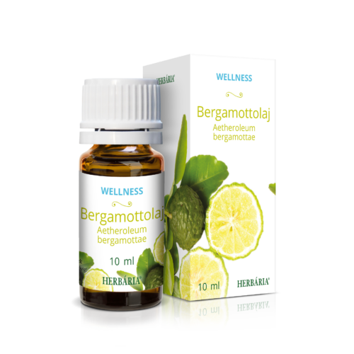Herbária Wellness Bergamottolaj