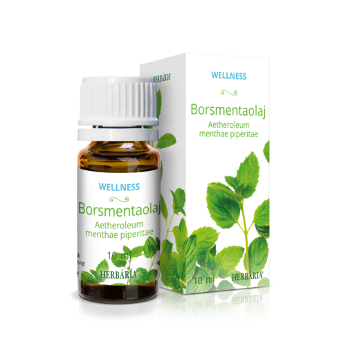 Herbária Wellness Borsmentaolaj