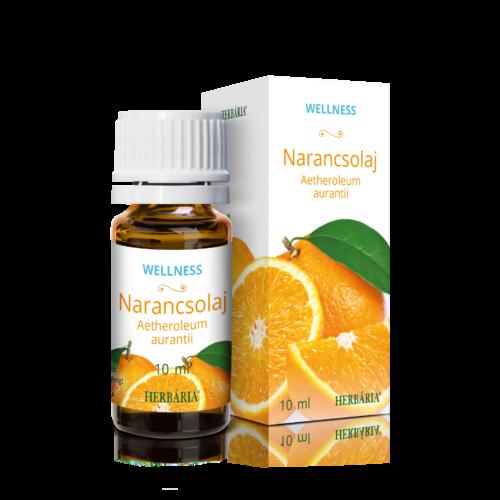 Herbária Wellness Narancsolaj