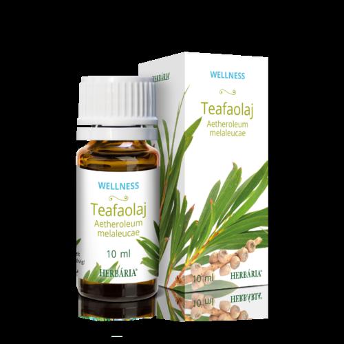 Herbária Wellness Teafaolaj