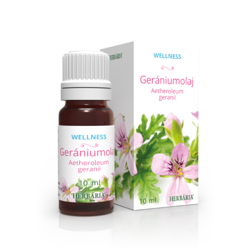Herábia Wellness Geránium olaj