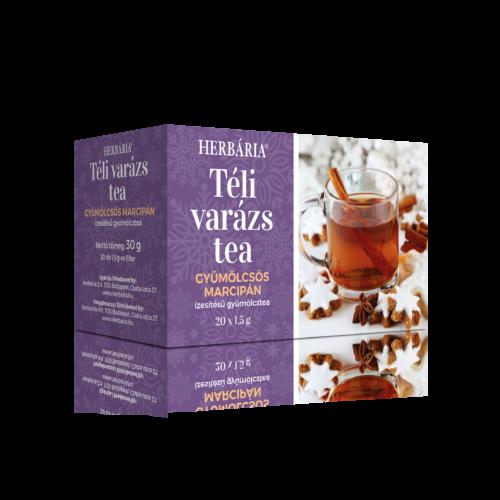 Herbária filteres Téli Varázs Gyümölcsös marcipán teakeverék
