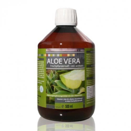 Aloe Vera Juice 99,6%-os 500ml