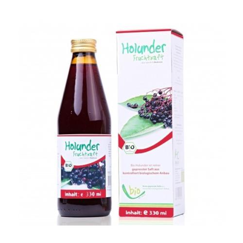 Bio bodza bogyó 100%-os juice 330 ml