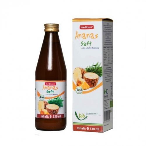 Ananász 100% bio gyümölcslé 330 ml