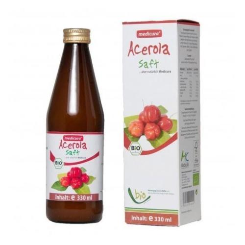 Acerola 100% bio gyümölcslé 330 ml