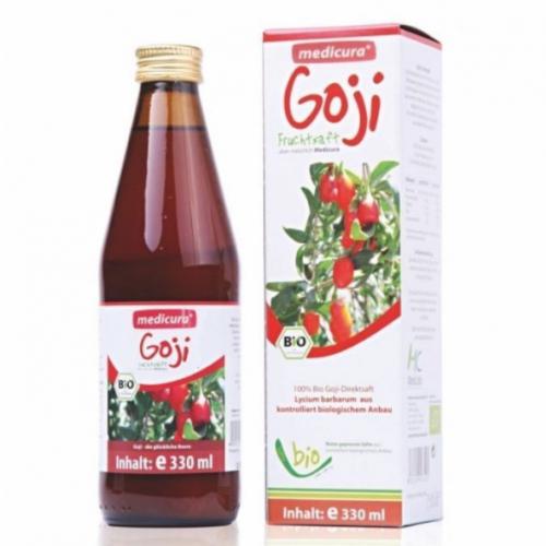 Goji 100% bio gyümölcslé 330 ml