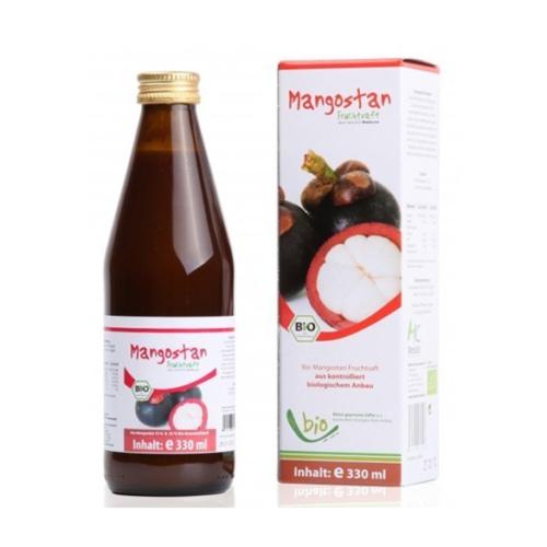 Mangosztán 100% bio gyümölcslé 330 ml