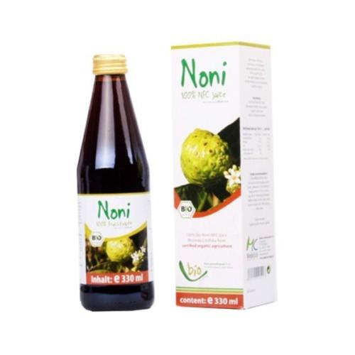 Noni 100% bio gyümölcslé 330 ml