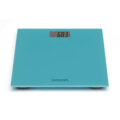 OMRON HN-289 digitális személymérleg - kék