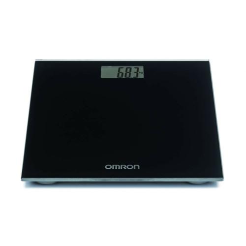 OMRON HN-289 digitális személymérleg - fekete