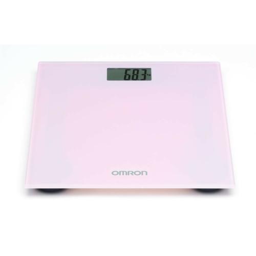OMRON HN-289 digitális személymérleg - rózsaszín