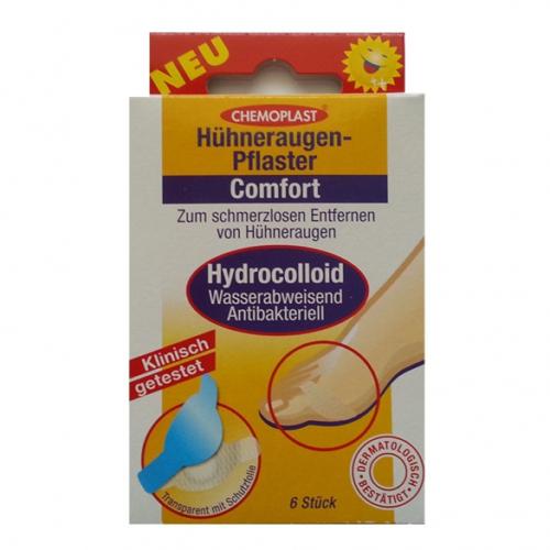 Hydrokolloidos tyúkszemtapasz szemes 6 db