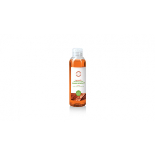 Yamuna Növényi alapú paprikás masszázsolaj 250 ml
