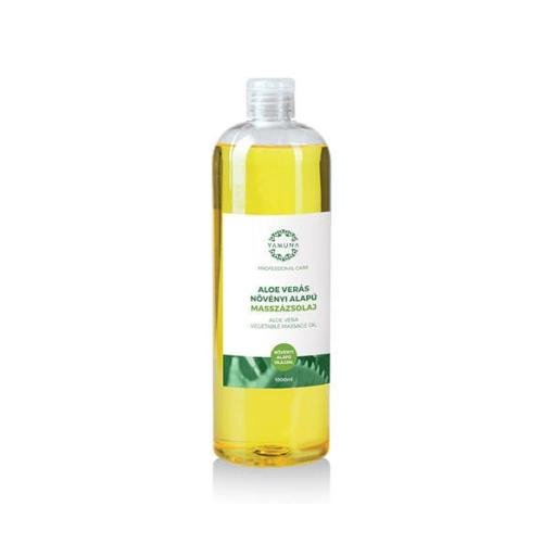 Yamuna Növényi alapú aloe verás masszázsolaj 1000 ml
