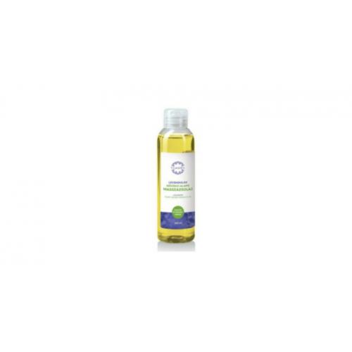 Yamuna Növényi alapú levendulás masszázsolaj 250 ml