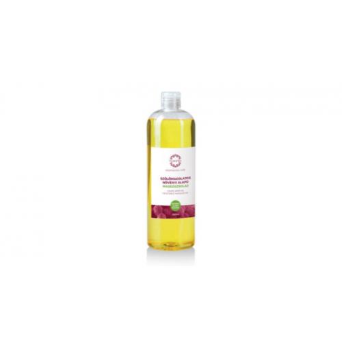 Yamuna Növényi alapú szőlőmagolajos masszázsolaj 1000 ml