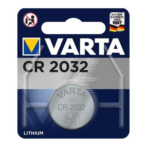 Varta CR2032 gombelem - 1 db
