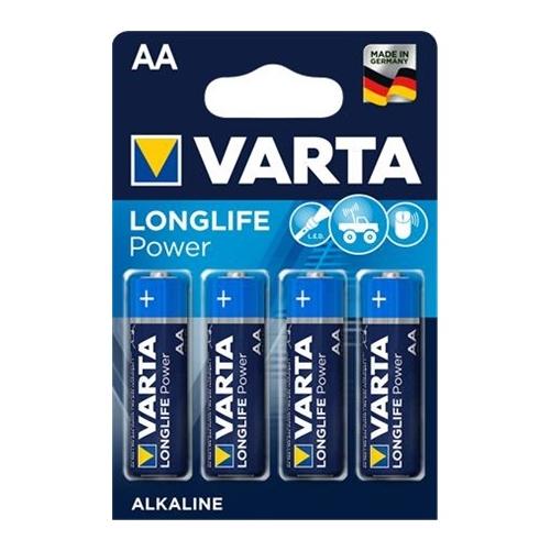 "Varta ""Longlife Power"" ceruza elem (AA) - 4db"