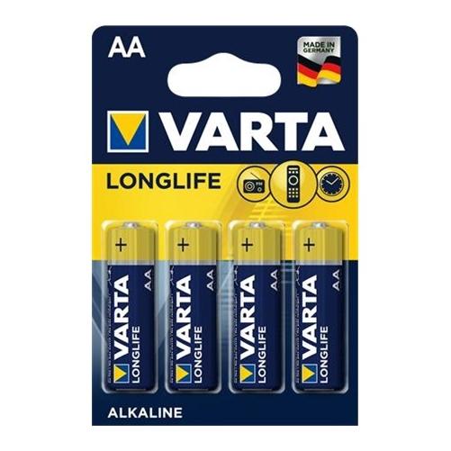 "Varta ""Longlife"" ceruza elem (AA) - 4db"