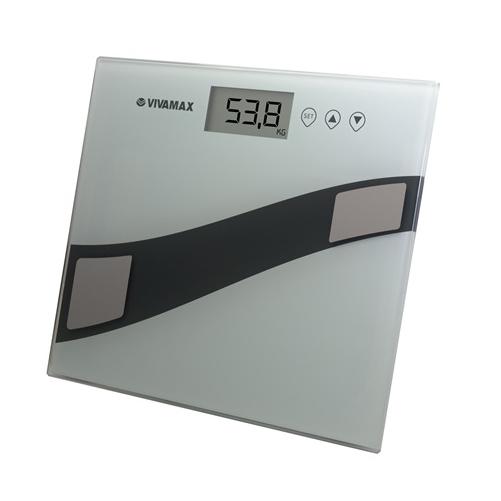 Testösszetétel elemző mérleg (Vivamax/6 funkcióval)