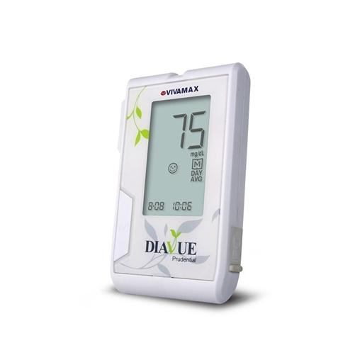 Diavue vércukormérő készülék fehér