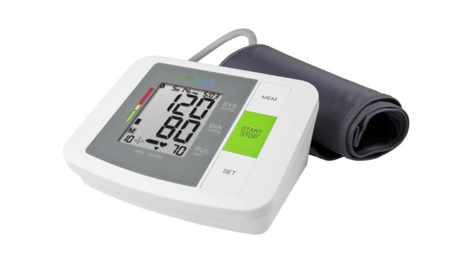 MEDISANA ecomed BU-90E felkaros vérnyomásmérő - Medisana..